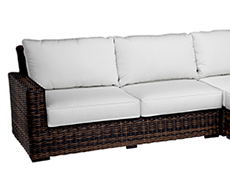 Montecito Left Arm Loveseat 2501-LAF