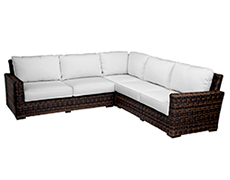 3 Pc. Montecito Sectional Set 2501-SEC