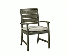 Charleston Teak Arm Chair 2540