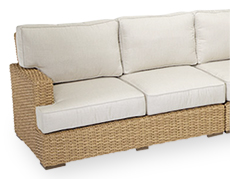 Leucadia Left Arm Loveseat 2601-LAF