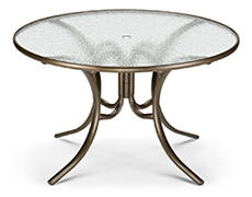 "Obscure 48"" Round Dining Table 297"