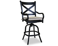 "Monterey 28.5"" Bar Chair 3001-7B"