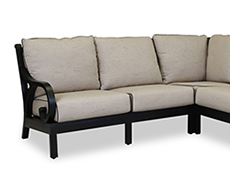 Monterey Left Arm Loveseat 3001-LAF