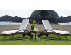 3 Pc. Soho Chaise Lounge Set (3PC-SET-903-1324-JBP)
