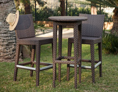 3 Pc. Soho Bar Set (3PC-SET-903-P)
