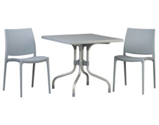 3 Pc. Maya Dining Set ISP025-3DN