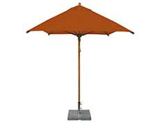 6.5' x 10' Rectangular Levante Umbrella (2mX3m Rec-LCT)
