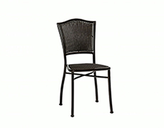 Cannes Woven Cafe Chair 671117
