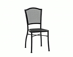 Cannes Iron Cafe Chair 67172