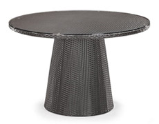 """Avalon 47"""" Round Dining Table 701350"""