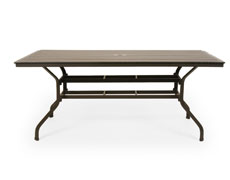 "San Michelle 72x42"" Rectangular Dining Table (710C-72)"