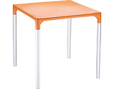 """Mango 28"""" Square Dining Table ISP758"""