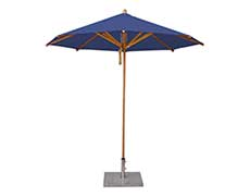 8.5' Round Levante Umbrella (2.5m R-LCT)