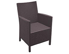2 Pc. California Dining Arm Chair ISP806