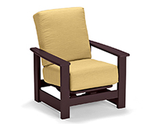 Leeward Hidden Motion Club Chair 861