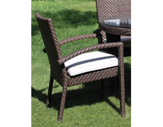 Soho Dining Arm Chair (903-3304-JBP-A)