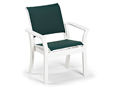 Leeward Cafe Dining Arm Chair Chair 950