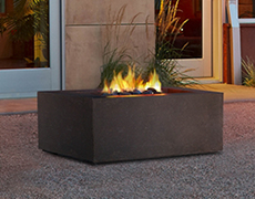 Baltic Square Fire Table T9620LP