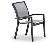 Kendall Cafe Dining Arm Chair 9K1