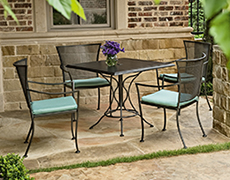 5 Pc. Amelie Dining Set