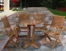 5 Pc. Aruba Dining Set