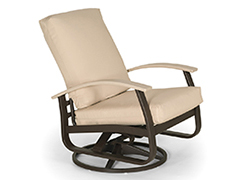 Belle Isle Chat Swivel Rocker