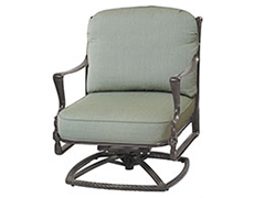 Bel Air Swivel Rocking Lounge Chair 10990024