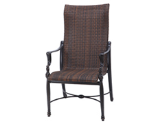 Bel Air Woven High Back Dining Chair 70990001