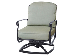 Bella Vista Swivel Rocking Lounge Chair 10510024