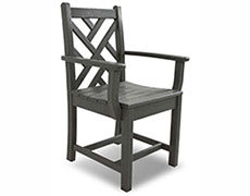 Chippendale Dining Arm Chair CDD200