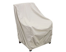 High Back Chair Protective Cover CP112