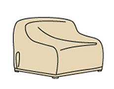 Loveseat Protective Cover CP222