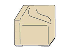 Right Arm Section Furniture Cover CP301