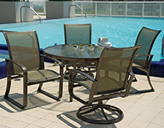 5 Pc. Cayman Isle Flex Dining Set
