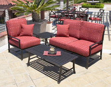 4 Pc. La Jolla Sofa Set