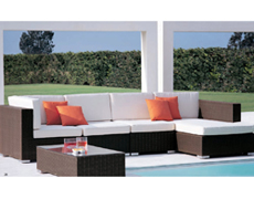 6 Pc. Dijon Sectional Set
