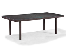 "Dijon 84x42"" Rectangular Dining Table (DJ.825B-84)"