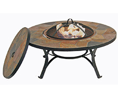 Irus Fire Pit Table