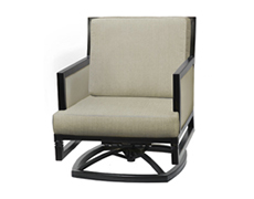 Drake Upholstered Swivel Rocking Lounge Chair 60180024