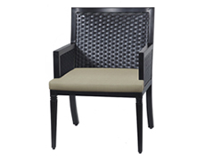 Drake Woven Dining Chair 70180001