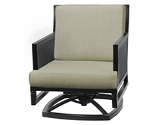 Drake Woven Swivel Rocking Lounge Chair 70180024