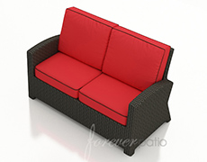 Barbados Loveseat FP-BAR-LS-EB