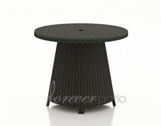 Barbados Round High Coffee Table FP-BAR-RHCT-EB