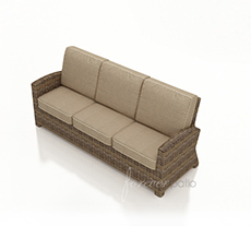 Cypress Sofa FP-CYP-S-HR