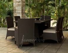 7 Pc. Hampton Dining Set FP-HAM-7DN