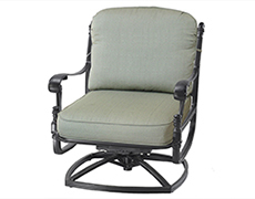 Florence Swivel Rocking Lounge Chair 10230024