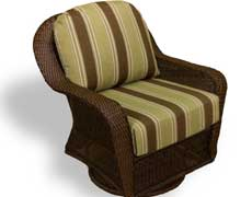 Lexington Swivel Glider