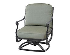 Grand Terrace Swivel Rocking Lounge Chair 10340024