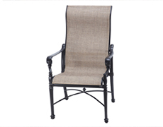 Grand Terrace Sling High Back Dining Chair 50340001
