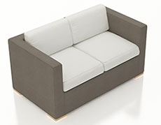 Element Loveseat HL-ELE-TP-LS